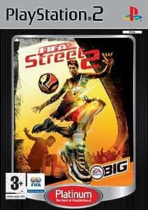 Fifa Street 2 (PS2 - Platinum)