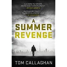 A Summer Revenge: An Inspector Akyl Borubaev Thriller (3) (Inspector Akyl Borubaev 3)