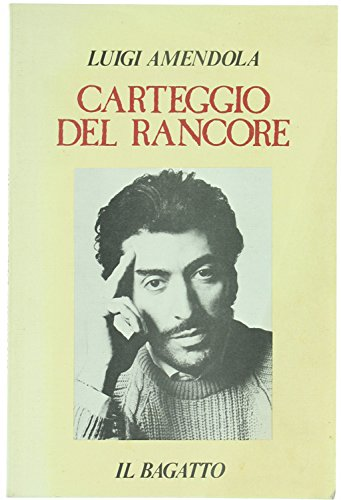 CARTEGGIO DEL RANCORE.