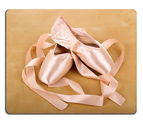 liili Mouse Pad de goma natural mousepad imagen ID: 10786139nuevo par de zapatillas de ballet con lazos