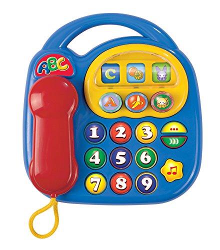 C Telefon 20 x 20 cm, 2-sort. ()
