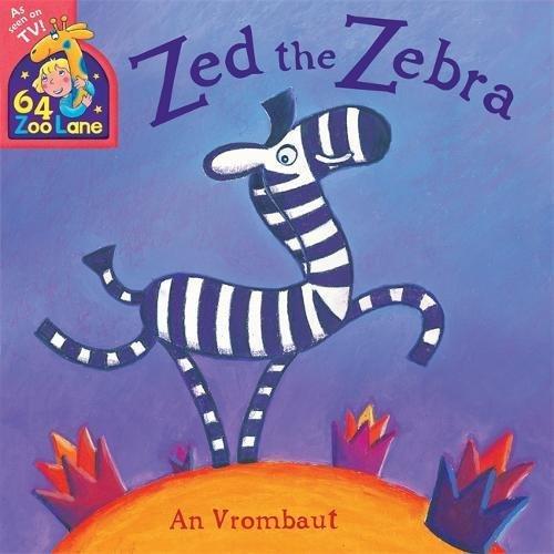 Zed the zebra