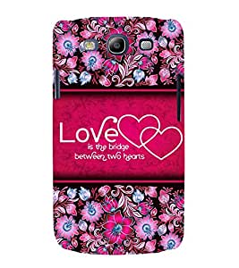 Fuson Designer Back Case Cover for Samsung Galaxy S3 I9300 :: Samsung I9305 Galaxy S Iii :: Samsung Galaxy S Iii Lte ( Love Quotes Inspiration Emotion Care Fun Funny )