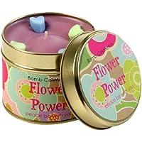 Bomb Cosmetics Duftkerze in Dose, Flower Power preisvergleich bei billige-tabletten.eu