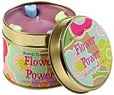 Bomb Cosmetics Duftkerze in Dose, Flower Power