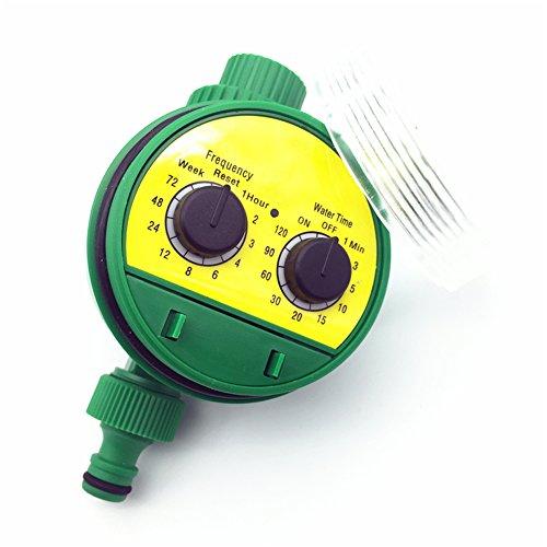 Adhere To Fly Single Station Controller Analog Wasser Timer Bewässerung Timer Bewässerung Timer Elektronischer Garten Wasser Timer