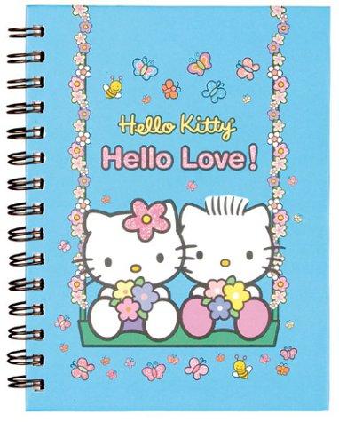 Hello Kitty Hello Love! Journal