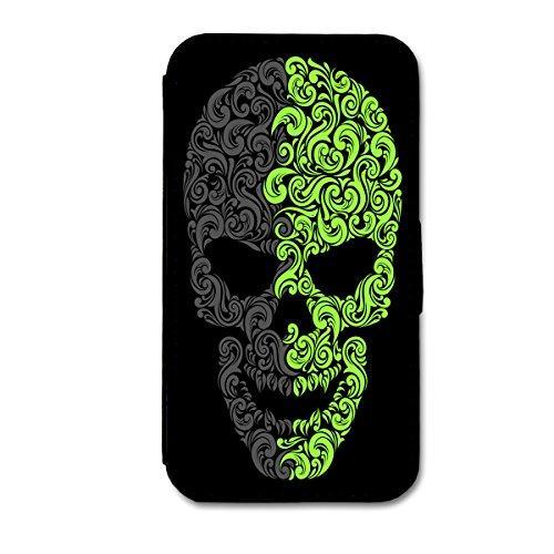 Book Style Flip Handy Tasche Case Schutz Hülle Foto Schale Motiv Etui für Apple iPhone 5C - A51 Design8 Design 11