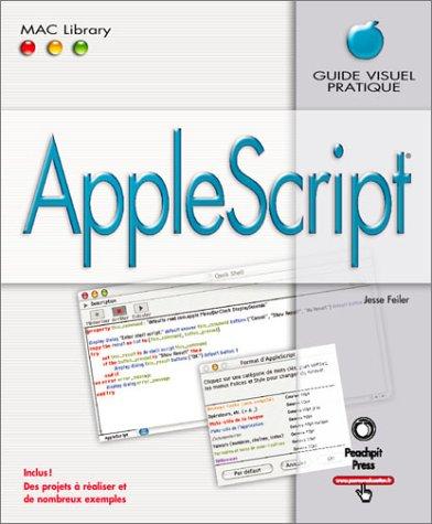 AppleScript par Jesse Feiler