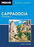 Moon Spotlight Cappadocia: Including Ankara by Jessica Tamturk front cover