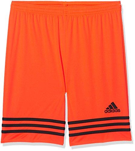 4d0ae8f76c Adidas Entrada 14, Pantaloncini Bambino, Multicolore (Arancione/Nero ...