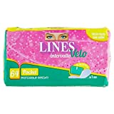 Lines Intervallo ripiegato x64 - Salvaslip ripiegati