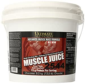 Ultimate Nutrition Ultimate Nutrition Muscle Juice 2544 - 6 Kg / 13.2 Lbs - Chocolate