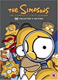The Simpsons - Season 6 (4 Dvd) [Edizione: Regno Unito] [Edizione: Regno Unito]