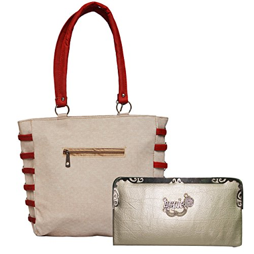 ae090b18f6a3 Alice Premium PU Leather Women  s And Girl  s Handbag And Wallet