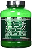 Scitec Nutrition 100% Whey Isolate, 2000 grammi, Cioccolato