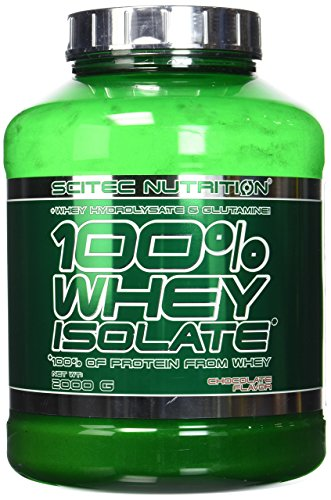 Scitec Nutrition 100% Whey Isolate Suplemento Nutricional
