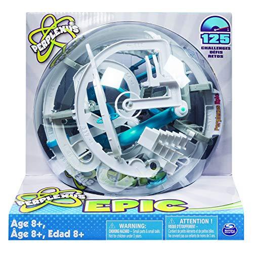 Spin Master 6022080 Perplexus 6022080-Perplexus Epic, Kugellabyrinth, Multicolour (Brücke Zu Unserer Liebe)