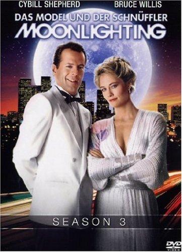 Moonlighting - Das Model und der Schnüffler, Season 3 [4 DVDs] Sony Pictures Model