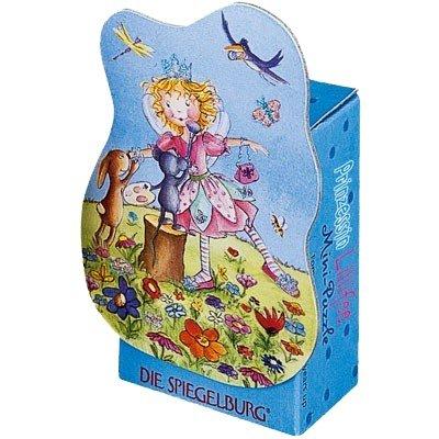 8692 - Mini-Puzzle Prinzessin Lillifee, blau, 40 Teile