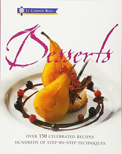 Le Cordon Bleu Desserts (Cookery) por Laurent Duchene