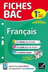 Fiches bac français