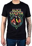 Official Alice Cooper Snake Skin T-Shirt