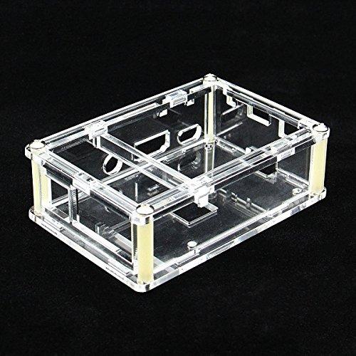 LaDicha Passender Acrylgehäuse Für Hd 3,5 Zoll Tft Display Schild (Schild Baby-elektronisches)
