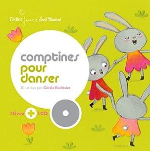 """Afficher """"Comptines pour danser"""""""