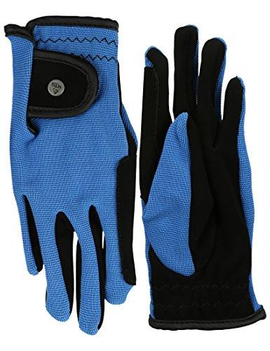 RTS Kinder REIT Handschuhe, Royal Blau, 14-S