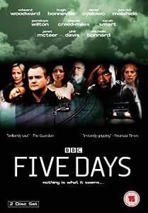 Five Days - Complete BBC Series (2 Disc Set) [2006] [DVD]