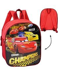 Preisvergleich für alles-meine.de GmbH Kinder Rucksack - Disney Cars - Lightning McQueen - Wasserfest & beschicht..