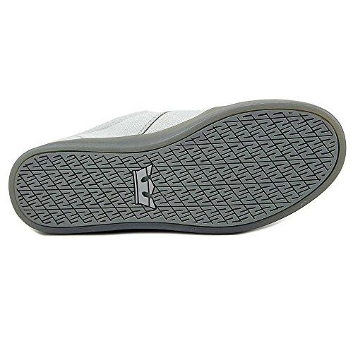 Supra Stacks II Toile Chaussure de Basket GREY-ICE
