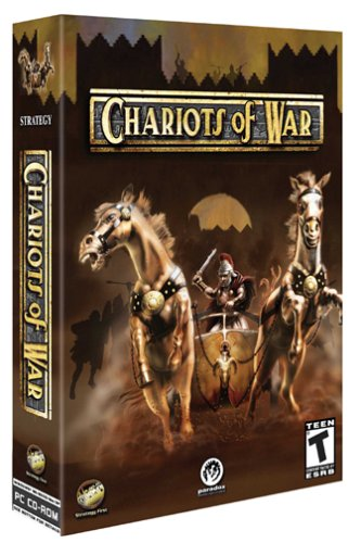 Preisvergleich Produktbild Legion: Chariots of War - PC by Strategy First