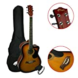 Tiger ACG4-SB Un Pack Guitare - Elektro-acoustique - Sunburst