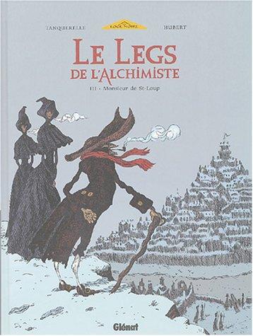 Bd Alchimie - Le Legs de l'Alchimiste, Tome 3 :