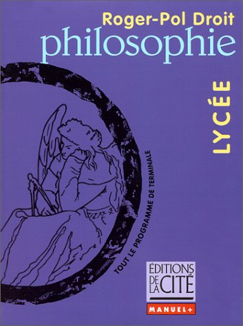 PHILOSOPHIE LYCEE (Ancienne Edition)