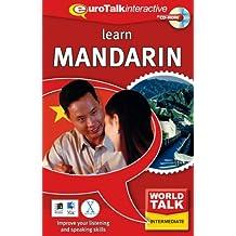 World Talk Chinese Mandarin: Improve Your Listening and Speaking Skills - Intermediate (PC/Mac)