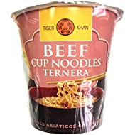 Tiger Khan Noodles Ternera - 60 gr