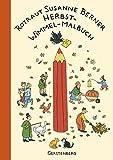Herbst-Wimmel-Malbuch