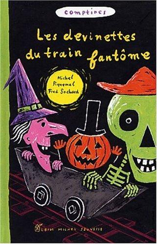 Les devinettes du train fantôme