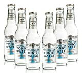 Fever-Tree Naturally Light Tonic Water Set - 6x 200ml