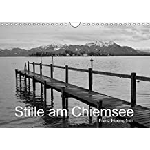 Stille am Chiemsee (Wandkalender 2017 DIN A4 quer): Schwarzweißfotos und Haikus zu Motiven der Stille am Chiemsee (Monatskalender, 14 Seiten) (CALVENDO Natur)