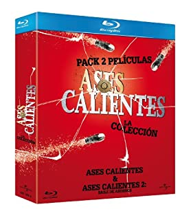 Pack Ases Calientes 1+2 [Blu-ray] (B0053CB5YK) | Amazon price tracker / tracking, Amazon price history charts, Amazon price watches, Amazon price drop alerts