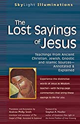 Lost Sayings Of Jesus: Teachings from Ancient Christian, Jewish, Gnostic and Islamic Sources - Annotated and Explained (Skylight Illuminations) by Andrew Phillip Smith (2006-10-11)