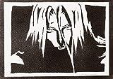 Alucard Castlevania Lords Of Shadow Poster Plakat Handmade Graffiti Street Art - Artwork