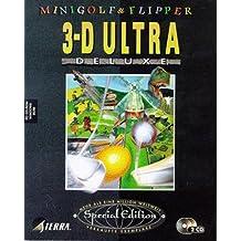 Minigolf & Flipper 3-D Ultra Deluxe