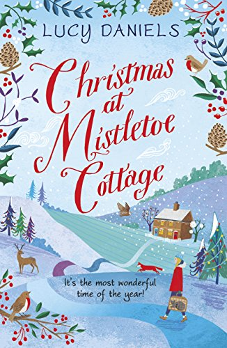 Image result for christmas at mistletoe cottage