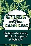 ?tude sur la culture du cannabis plantation de cannabis histoire de la plante et l?gislation