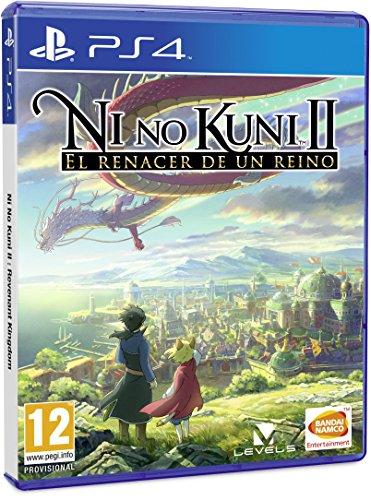 Ni No Kuni II: El Renacer De Un Reino - Estándar (precio: 63,94€)
